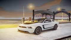 Ford Mustang 2012 Boss 302 v1.0 para GTA 4