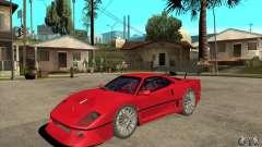 Ferrari F40 2000 Extreme