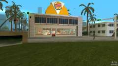 Burgerking-MOD para GTA Vice City