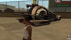 Alliance Tank Droid