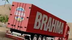 Trailer de Scania R620 Brahma