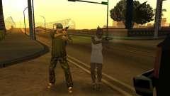Polícia camuflada