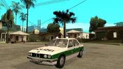 BMW E30 323i Polizei