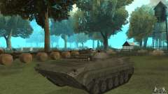 BMP-1 cinza