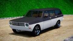 GAZ 24-12-1986-1994 Tuning para GTA 4