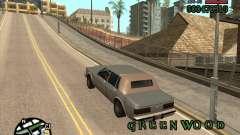 New Fonts para GTA San Andreas