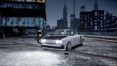 ВАЗ 2107 Drift para GTA 4