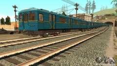 Metro tipo OURIÇO para GTA San Andreas