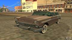 Chevrolet Bel Air Nomad 1956 para GTA San Andreas