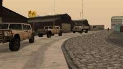 A base militar revivida em docas v 3.0
