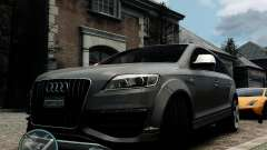Audi Q7 V12 TDI Quattro Updated