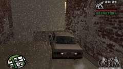 Luzes traseiras universais para GTA San Andreas