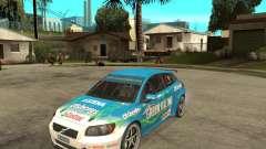 VOLVO C30 STCC para GTA San Andreas