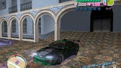 Nissan Silvia S15 Kei Office D1GP para GTA Vice City