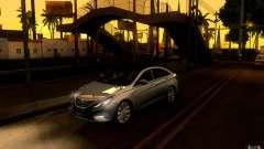 Hyundai Sonata 2011 para GTA San Andreas