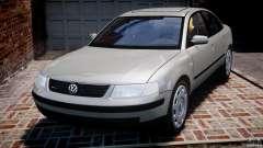 Volkswagen Passat B5 para GTA 4