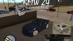 BMW Z4 Supreme Pimp TUNING volume I