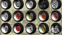 Old School Rims Pack