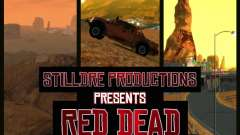 Red Dead Desert 2012 para GTA 4