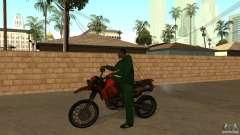 Motocicleta Mirabal