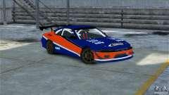 Nissan Silvia S15 Tokyo Drift V.2 para GTA 4