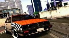 Volkswagen MK II GTI Rat Style Edition