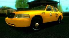 Ford Crown Victoria 2003 TAXI para GTA San Andreas