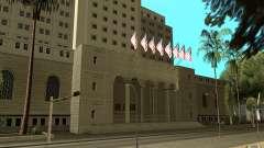 Textura melhorada da prefeitura