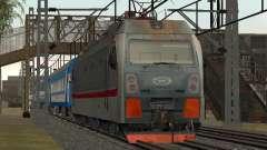 Final de estrada de ferro mod IV