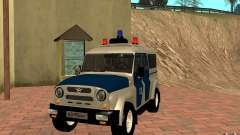 Polícia Bobik UAZ-3159, v. 2