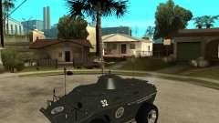 O APC de GTA IV