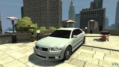 Audi A8 4.2 QUATTRO beta