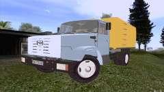 Caminhão de lixo ZIL 4331