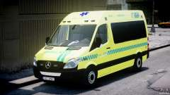 Mercedes-Benz Sprinter PK731 Ambulance [ELS]