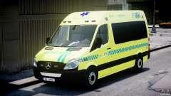 Mercedes-Benz Sprinter PK731 Ambulance [ELS]