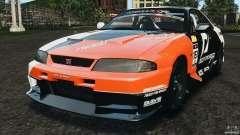 Nissan Skyline GT-R (R33) v1.0