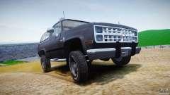 Chevrolet Blazer K5 Stock