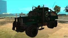 KrAZ 255 B1 Krazy-crocodilo