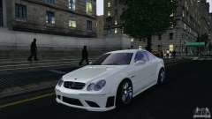 Mercedes-Benz CLK63 AMG para GTA 4