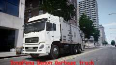 Dongfeng Denon Garbage Truck