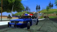 Ford Crown Victoria Belling State Washington para GTA San Andreas