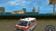 RAF 2203 ambulância