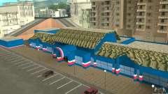 Pepsi Market and Pepsi Truck
