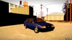 VAZ 2108 v 2.0 para GTA San Andreas