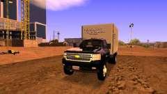 Chevrolet Silverado HD 3500 2012 para GTA San Andreas