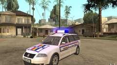 VW Passat B5 Variant Politia Romana