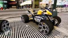 ATV Quad V8 para GTA 4