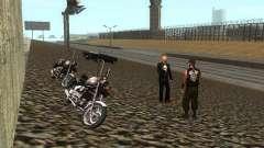 A escola realista motociclistas v 1.0