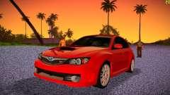 Subaru Impreza WRX STI (GRB) - LHD para GTA Vice City