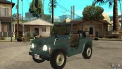 Suzuki Jimny para GTA San Andreas